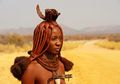 Tidak Mandi, Wanita Suku Himba Tetap Dianggap Sebagai Wanita Terindah