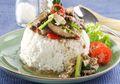 Keluarga Pasti Dijamin Lahap Makan Kalau Menu Sarapannya dengan Nasi Siram Cah Sapi