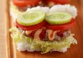Bikin Sarapan Si Kecil Jadi Tampil Beda dengan Burger Nasi