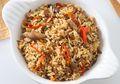 Variasi Nasi Goreng Praktis, Nasi Goreng Makarel Wajib Coba Untuk Sarapan