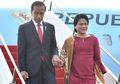 Sambil Sarungan, Jokowi Traktir Paspampres Makan Sate Ayam Di Malam Tahun Baru, 'Bapak Emang Suka Gitu'