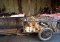 Menyedihkan, Anjing dan Kucing Dibakar di Tengah Pasar Tomohon