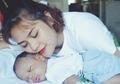 Dibilang Halu dan Lebay Karena Sebut Anaknya Bayi Bule, Mytha Lestari Anggap Netizen Tak Punya Hati!