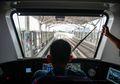 (FOTO) Mencoba LRT Jakarta, Moda Transportasi Baru nan Modern