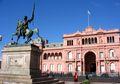 Buenos Aires, Ibukota Argentina yang Kantor Kepresidenannya Beraura Feminim dan Berwarna Pink!
