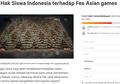 Pelajar SMA Penari Ratoh Jaroeh Opening Asian Games Bikin Petisi Untuk Tuntut Transparansi Honor