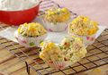 Sarapan Dengan Bahan Sederhana, Yuk Bikin Muffin Sayur Sosis