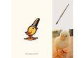 Di Tangan Desainer Indonesia Ini, 2 Gambar Bisa Digabung Menjadi 1