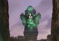 Patung GWK Diresmikan, Tingginya Melebihi Patung Liberty di Amerika