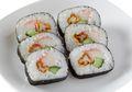 Sepiring Sushi Nugget Crab Stick Ini Pasti Bikin Pagi Hari Jadi Istimewa