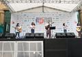 JKT48 dan Hiroaki Kato Curi Perhatian di Jakarta Kizuna Ekiden 2018