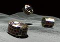 Robot Penjelajah Sampai di Asteroid, Ini Gambar Pertama yang Diambil