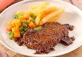 Mewahnya Makan Di Akhir Pekan Dengan Sepiring Bistik Daging Tiram Yang Mudah Dibuat