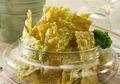 Keripik Bayam Keju, Pelengkap Makan Siang yang Crispy dan Gurih