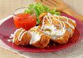 Untuk Menu Bekal Si Kecil Besok, Yuk Sajikan Ayam Katsu Keju yang Pasti Disuka