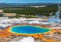 Taman Nasional Yellowstone Bergerak Misterius, Apa Penyebabnya?