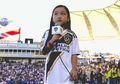 Malea Emma, Gadis Keturunan Indonesia yang Bernyanyi di Liga AS