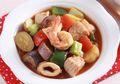 Seafood Caponata, Olahan Ikan Dan Udang Yang Lezatnya Boleh Diadu!
