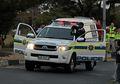 Tingkat Pembunuhan Tinggi, Kondisi Afrika Selatan Mirip Zona Perang
