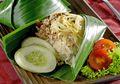 Nasi Masak Gurih Tongkol, Sarapan Nikmat Tersaji Cukup dengan Satu Menu