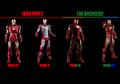 Ini Dia 54 Kostum Lengkap Iron Man dalam Film-Film Marvel Sejauh Ini