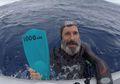 Ingin Menjaga Laut, Ben Lecomte Berenang Arungi Samudra Pasifik