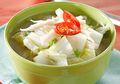 Membuat Sup Sawi Putih Jamur Jadi Makin Mudah dengan Resep Ini