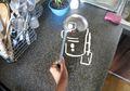 Menggunakan Peralatan Dapur, Seniman Ini Menggambar Karakter Star Wars