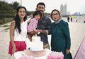 Begini Potret Bahagia Ratna Sarumpaet dengan Keluarga