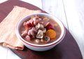 Sup Sosis Jamur Tomat Hangat, Cocok Bikin Sarapan Jadi Lebih Hangat