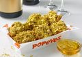 Menu Chicken Wings Berlapis Emas 24 Karat, Cuma Ada di Restoran Ini!