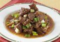 Makan Siang Lebih Nikmat Kalau Kita Buat Resep Daging Masak Daun Bawang  yang Minim Bahan