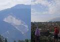 Bukit Terbelah Akibat Gempa di Sulsel, Video Ini Rekam Detik-detik Terbelahnya!