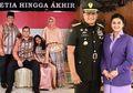 Intip Kedekatan Bella Saphira dengan 2 Anak Tirinya Setelah Menikah dengan Petinggi TNI