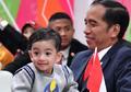 Diajak Mbah Jokowi Salat Jumat, Begini Aksi Gemas Jan Ethes