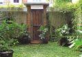 Inpirasi Desain Taman Bali Rumah di Tengah Kota,Simpel dan Eksotis!