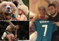 Bergulat dengan Beruang Saat Kecil hingga Bersahabat dengan Ronaldo, Fakta Khabib Nurmagomedov