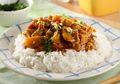 Awali Hari Dengan Sepiring Nasi Siram Ala Bakmoy, Sedap dan Mengenyangkan