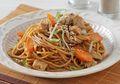 Spagheti Tumis Wijen, Pasta Italia Dengan Sentuhan Oriental Ini Praktis Untuk Menu Sarapan