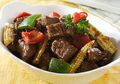 Tumis Daging Sapi Paprika, Olahan Daging Lezat Untuk Makan Siang