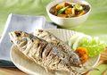 Enaknya Selangit, Saatnya Makan Siang dengan Ikan Kembung Masak Taoco