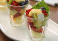 Sarapan Sehat dan Praktis Cukup Dengan Pomegranate Fruit Salad