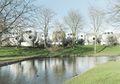 Arsitek Rumah-Rumah Ajaib Di Negeri Belanda Ini Seperti Cerita Negeri Dongeng