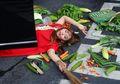 Warganet Pertanyakan Nasib Sayuran yang Dipakai Inul Untuk Falling Stars Challenge, Jawabannya Bikin Geram!