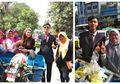 Pakai Dasi dan Jas Saat Jual Tahu Keliling, Pemuda 19 Tahun Ini Jadi Idola Ibu-Ibu Bogor