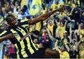 Usain Bolt Akhirnya Jadi Pemain Bola Liga Australia dan Cetak 2 Gol di Pertandingan Pertamanya