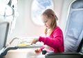 Agar Anak Tidak Rewel di Pesawat, Jangan Sepelekan 3 Hal Ini