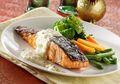 Ini Dia Tips Memasak Ikan Salmon Antigagal, Dagingnya Tetap Utuh dan Tidak Akan Hancur!