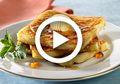 (Video) Semua Orang Bisa Buat French Toast Ala Hotel dengan Tips Teruji Ini