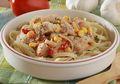 Resep Masak Pasta Tuna Mayo, Sajian Mewah dengan Bahan Murah Meriah